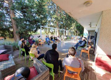 """יחד בקפסולות: מפגש שיתופי בית הוד""""ש"""