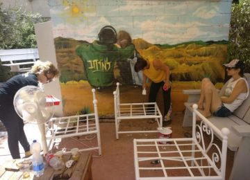 The Power of a Community: Renovating the Lamerhav House in Beer Sheva