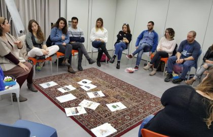 Money Talk: Personal Finance Workshop for 'Lamerhav' Participants