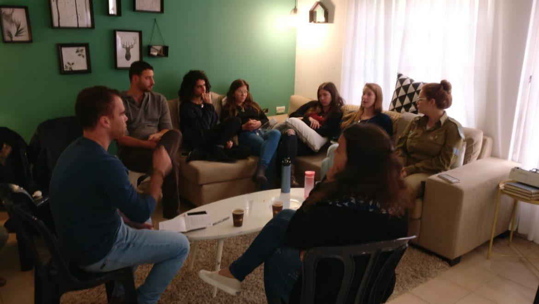 יום למידה על תעסוקה בבית 'למרחב' באר שבע