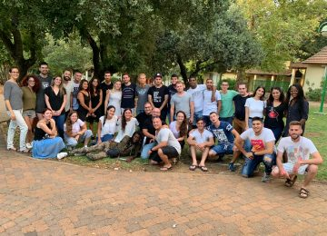 One Big Happy Family: Seminar at Lamerhav House In Afula