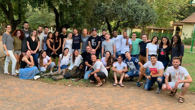 One Big Happy Family: Seminar at Lamerhav House In Afula