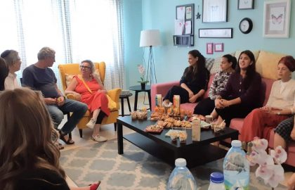 A visit to the halfway house for female young adults from an ultra-orthodox background