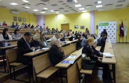 Global Impact: Lamerhav Visits Moscow