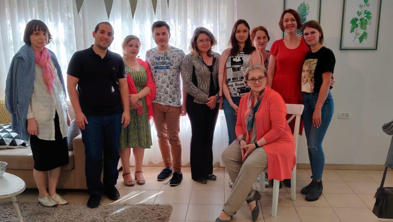 Lamerhav Hosts Representatives from MSUPE