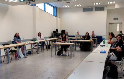 המחזור ה-1 של תכנית ההכשרה האקדמית לעבודה עם צעירים