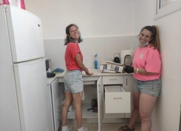 מתנדבים, מובילים ונהנים: בית למרחב עובר דירה