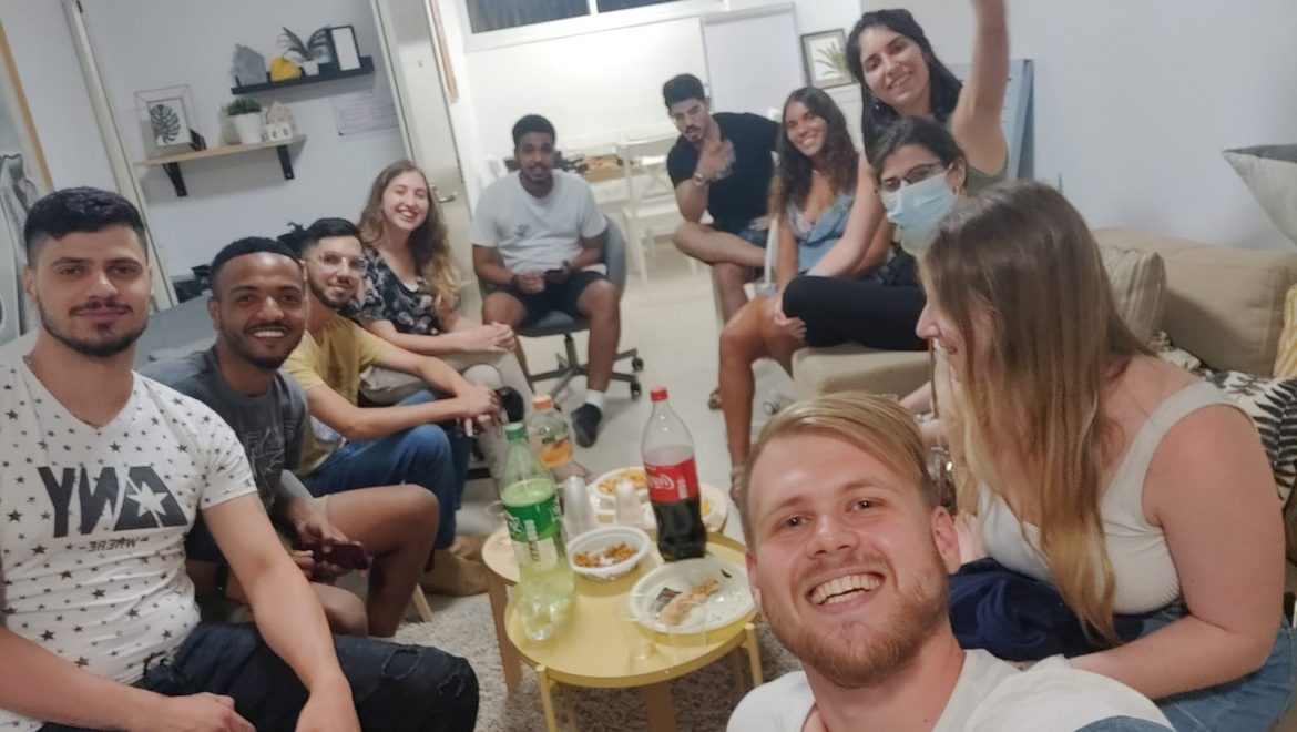 קהילה דרומית: מפגשים של אחרי שנת קורונה